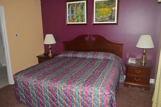 Holiday Inn Club Vacations Williamsburg Resort: Bedroom