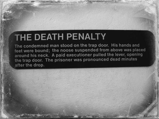 Old Idaho Penitentiary: the death penalty