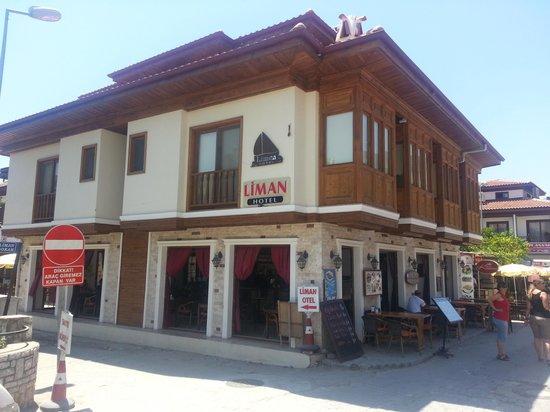 Liman Aparthotel Akyaka