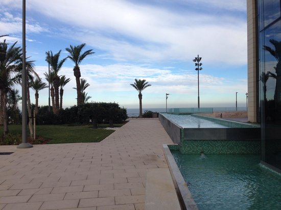 Le Meridien Oran Hotel & Convention Centre : Entree