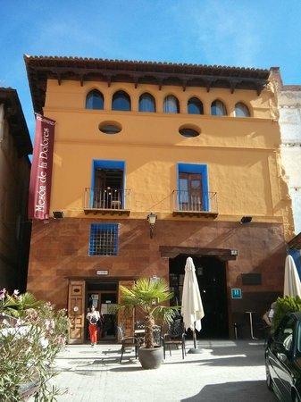 Hospederia Meson de La Dolores: Exterior Restaurante