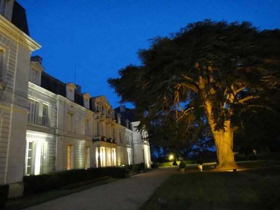 Chateau de Rochecotte: Frente do hotel