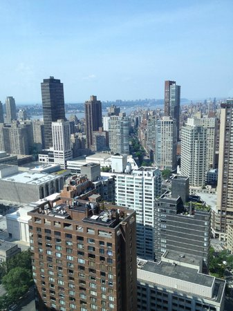 Mandarin Oriental, New York: View from room