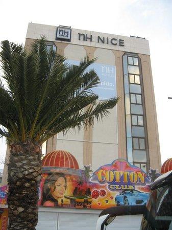 NH Nice: hotel
