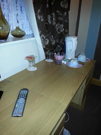 Belle Vue Hotel: Room 17