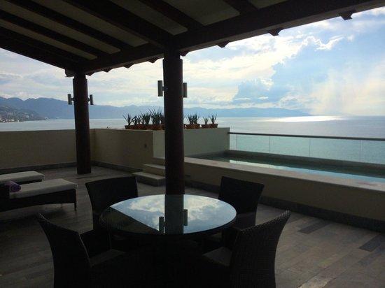 Secrets Vallarta Bay Resort & Spa: Wonderful way to wake up.