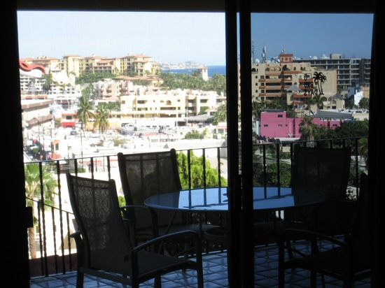 Portofino de Cabo Resort: Unit 3A balcony and view