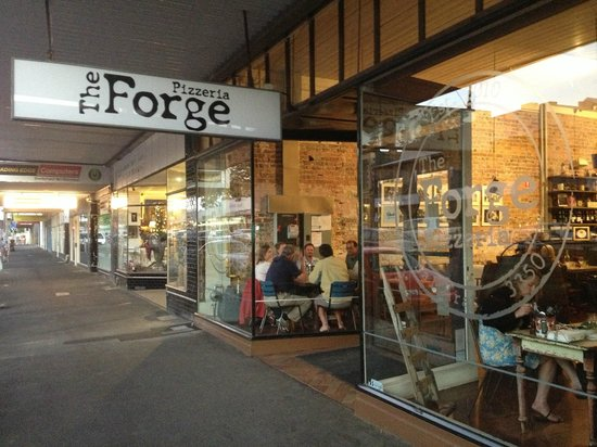 The Forge Pizzeria: The Forge - Street View (Armstrong St)