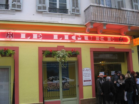 Le Ligure Nice Restaurant Nice