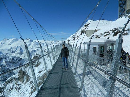 Mount Titlis: Iceflyer, Mt Titlis