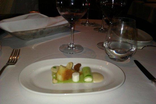Ocean Restaurant: dinner