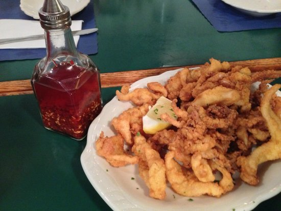 The Daily Catch: fried calamari