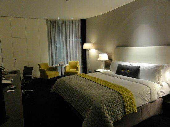 The Marker Hotel: Our bedroom