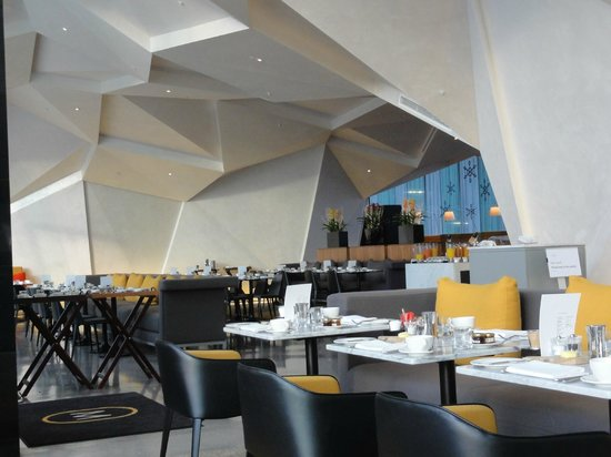 The Marker Hotel: Restaurant
