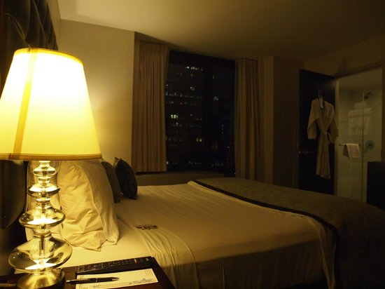 Distrikt Hotel New York City: Grandview Room