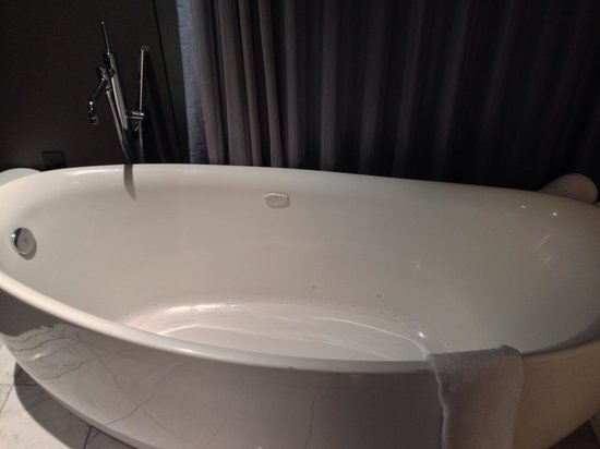 Palms Place Hotel and Spa: Tub