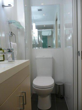 Hyde Park Inn: Bathroom