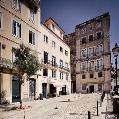 Lisbon Story Guesthouse: The House