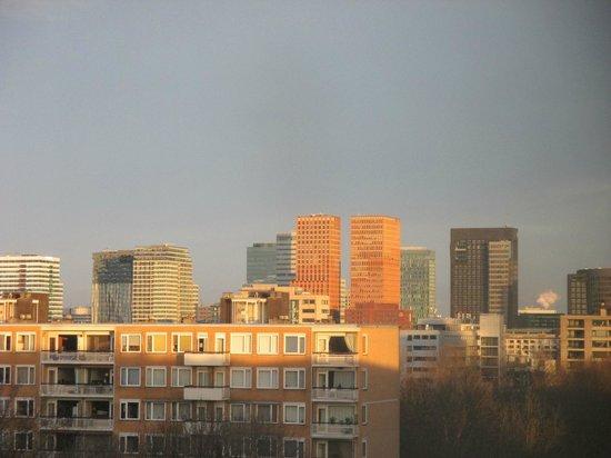 NH Amsterdam Zuid: Vistas diurnas, con zoom.