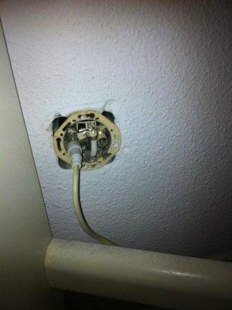 Hotel Aeropuerto Sur: electrics
