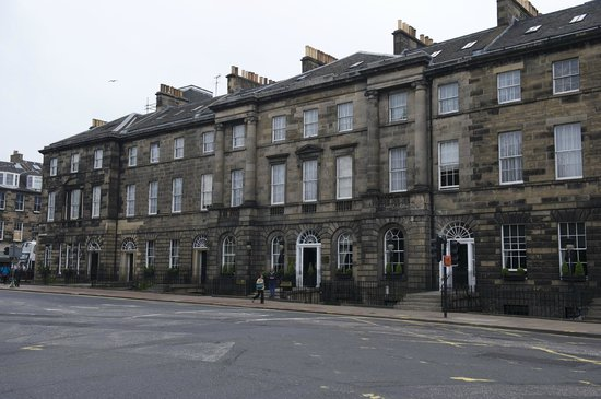The Roxburghe Hotel, Edinburgh: Exterior
