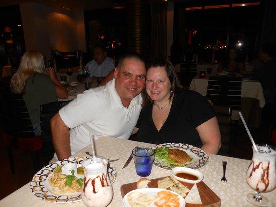 Villa del Palmar Cancun Beach Resort & Spa: Dinner