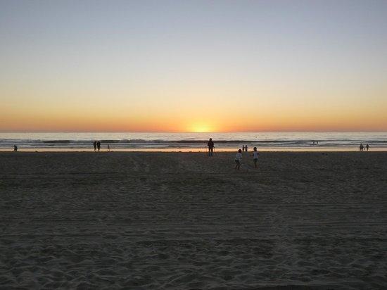 Mission Beach in San Diego California