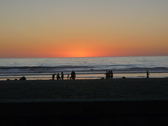 Mission Beach in San Diego California