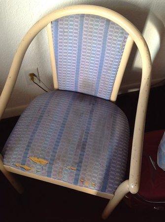 Midtown Inn Miami: chair
