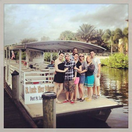 St Lucie River Princess: All Aboard!!