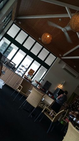 Travelodge Resort Darwin: Treetops Restaurant