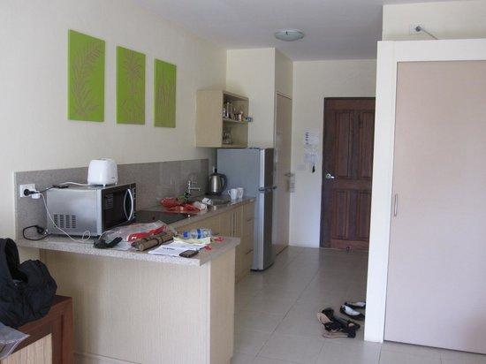 Nasama Resort: Kitchen
