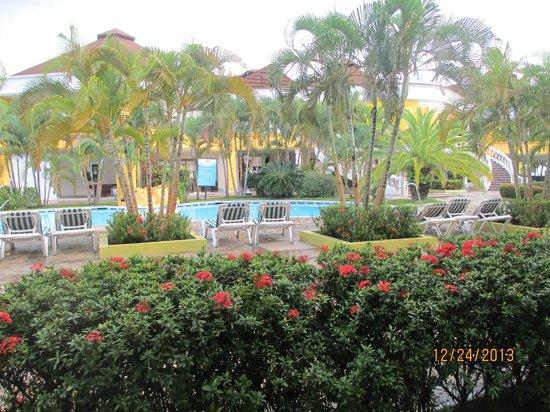 Palma Real Beach Resort & Villas: sur le site de l'hotel