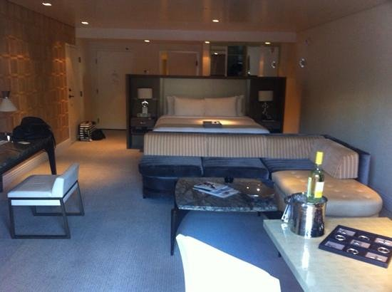 The London West Hollywood : the standard london suite