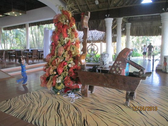 Palma Real Beach Resort & Villas: A l'entrer au buffet