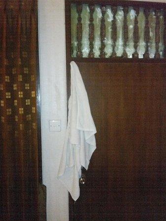 The Taman Ayu: mold