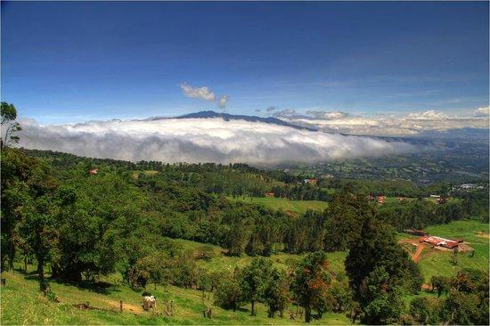 Hotel Mango Valley: Poas volcano