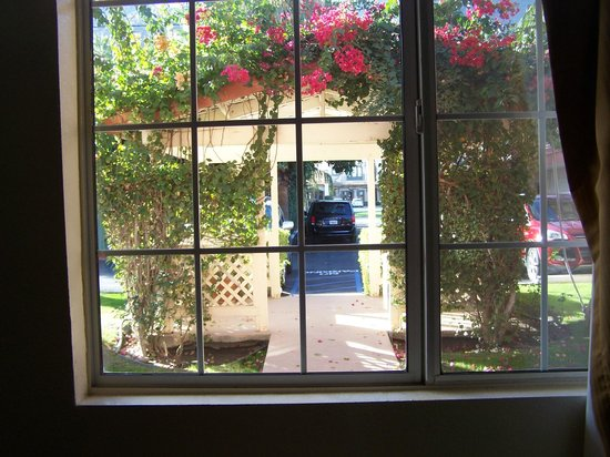 Knights Inn Palm Springs : gazebo