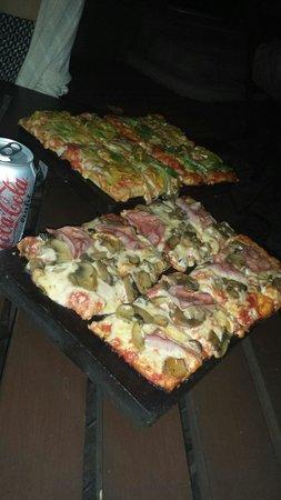 Luna de Plata · Restaurante: Deliciosa!!