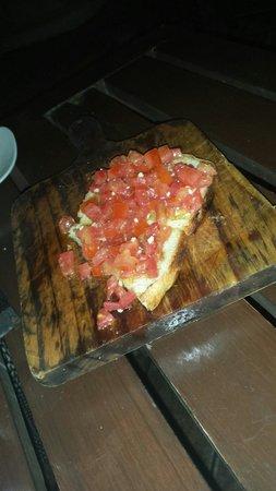 Luna de Plata · Restaurante: Deliciosas