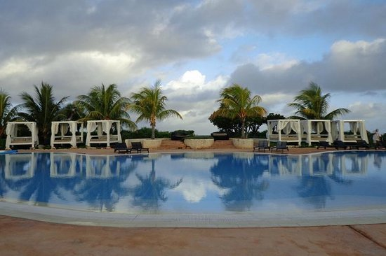 Melia Buenavista : Main pool
