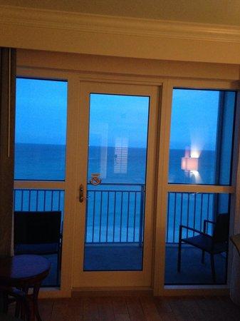 Margaritaville Beach Hotel: Gulf front balcony