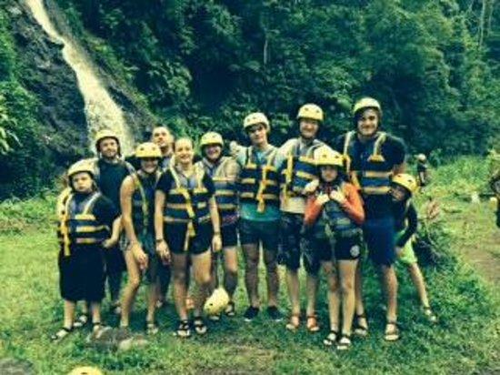 Rafting Group 84