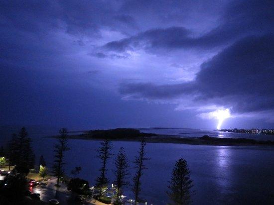 Monaco: Lightning Bolt