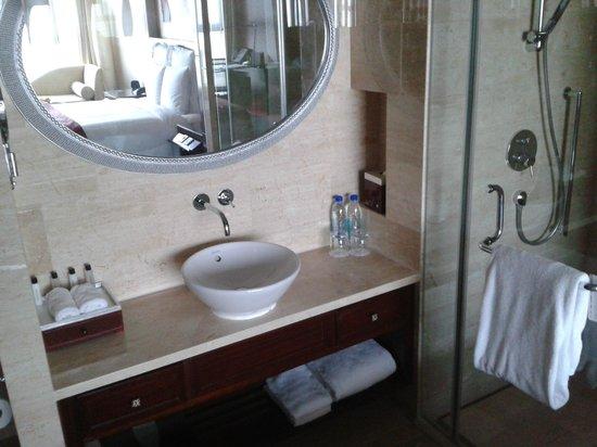 Beijing Marriott Hotel Northeast : Bad