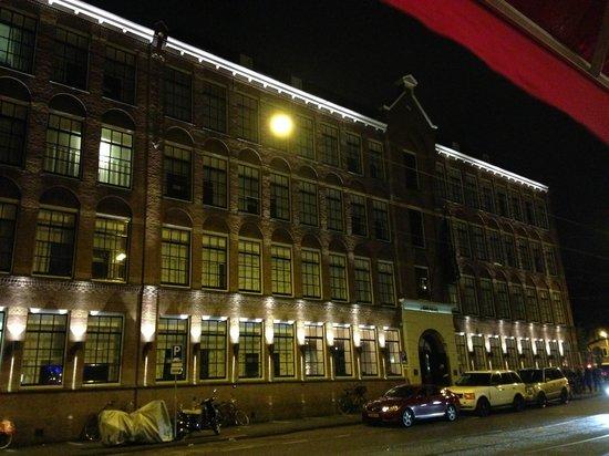 Sir Albert Hotel : Front