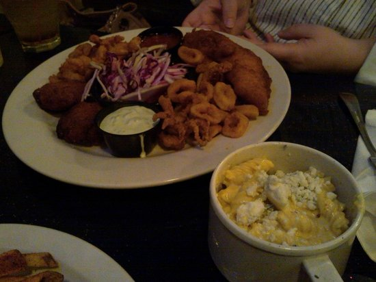 The WildFish Grill: Seafood Platter
