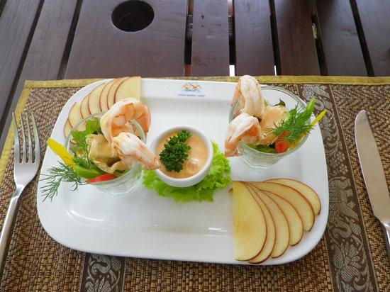 Khaolak Bayfront Resort Hotel Khao Lak: Ein Creetten-Coktail...