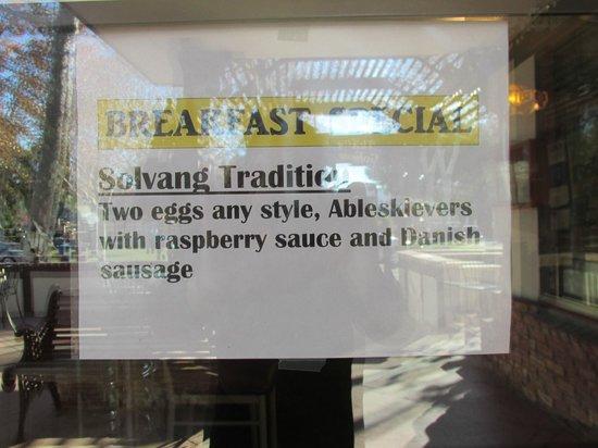 The Mustard Seed Restaurant Solvang Ca