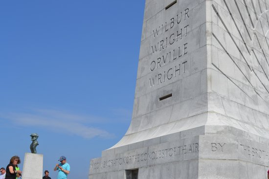 Wright Brothers National Memorial: History at its best.